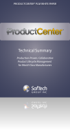 ProductCenter PLM Technical Summary